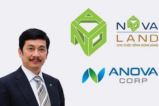 """Đẩy nhanh tiến độ hàng loạt dự án """"khủng"""", cổ phiếu Novaland đang tăng """"phi mã"""" - Ảnh 1"""
