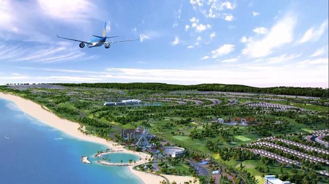 Novaland đẩy nhanh tiến độ xây dựng siêu dự án 5 tỷ USD tại Bình Thuận - Ảnh 1