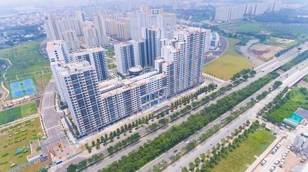 Dự án New City Thủ Thiêm do Công ty TNHH Xây dựng Thương mại Thuận Việt làm chủ đầu tư đã thay đổi thiết kế từ nhà ở tái định cư sang nhà ở thương mại và chuyển nhượng cho người mua 1.122 căn hộ