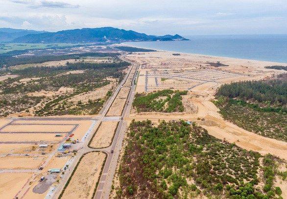 Cập nhật giá đất nền ven biển Khánh Hòa, Phú Yên và Bình Thuận - Ảnh 1