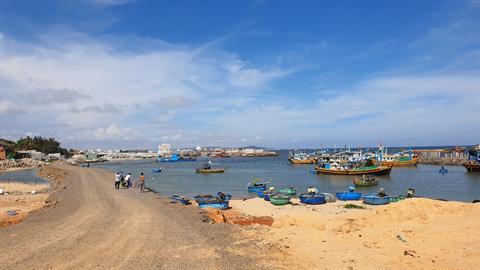 Bình Thuận: Những phận nghèo ở dự án nghìn tỷ - Ảnh 2