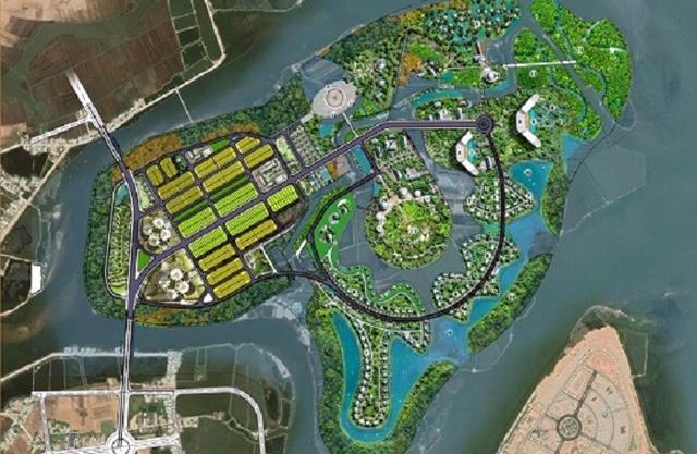 Liên danh Xuân Cầu Holdings làm dự án gần 5.000 tỷ tại Bình Định - Ảnh 1