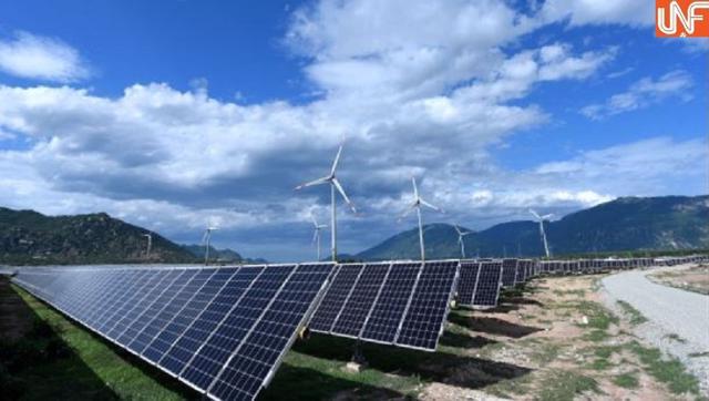Nhà máy Điện mặt trời Trung Nam Thuận Bắc 204 MWac.