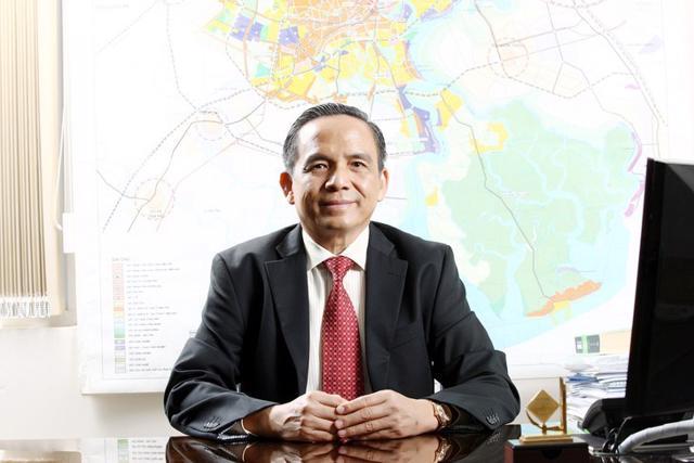 Ông Lê Hoàng Châu - Chủ tịch Hiệp hội Bất động sản TP.HCM.