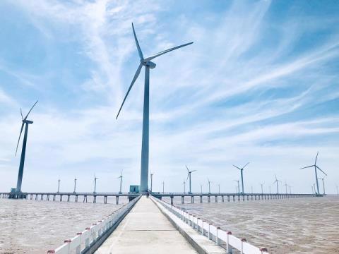 Hậu Giang sắp có dự án điện gió 'khủng': Cân nhắc thế nào? - Ảnh 1