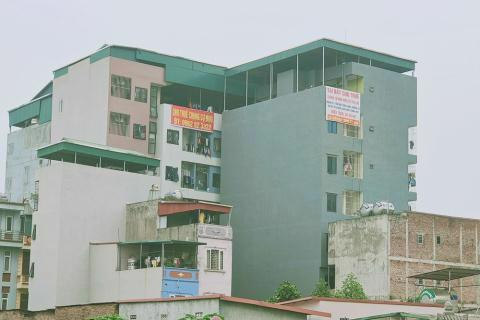 HoREA đề nghị không công nhận quyền sở hữu căn hộ mini - Ảnh 1