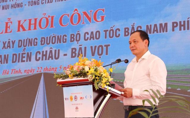 Khởi công xây cao tốc Diễn Châu - Bãi Vọt hơn 11.000 tỷ đồng - Ảnh 2