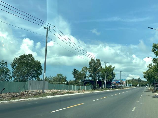 Khu đất điển hình của sự lấn chiếm bất hợp pháp, đang diễn ra tranh chấp dẫn đến khiếu kiện tại huyện Xuyên Mộc, tỉnh Bà Rịa - Vũng Tàu