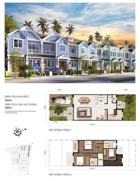 Những ngôi nhà rực rỡ sắc màu, đậm chất Mỹ bên bờ biển Phan Thiết - Ảnh 1