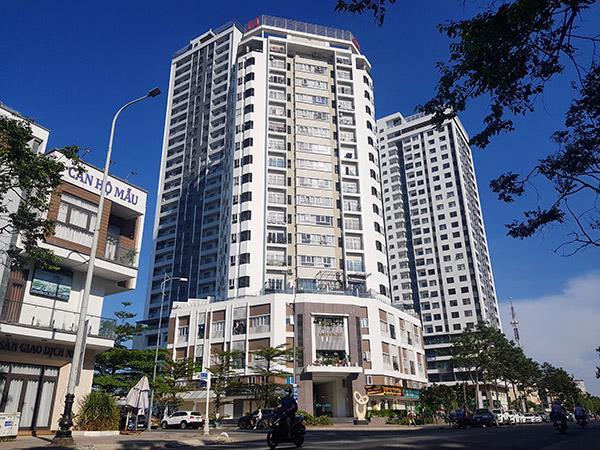 Chung cư Monarchy do Công ty CP đầu tư phát triển nhà Đà Nẵng làm chủ đầu tư...