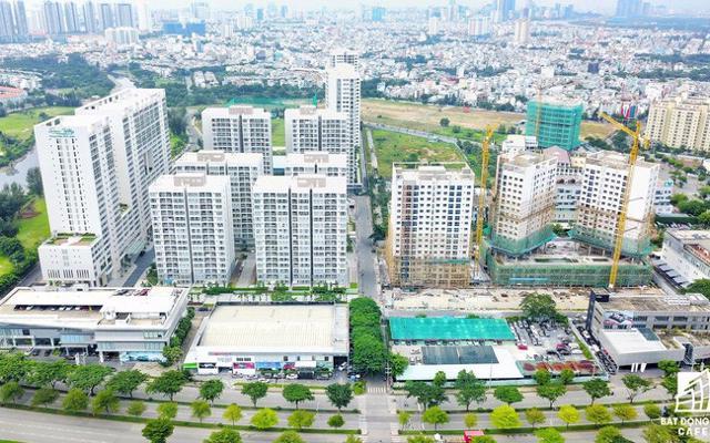 """Giá căn hộ TP Hồ Chí Minh sẽ tiếp tục """"lập đỉnh"""" trong năm nay? - Ảnh 1"""