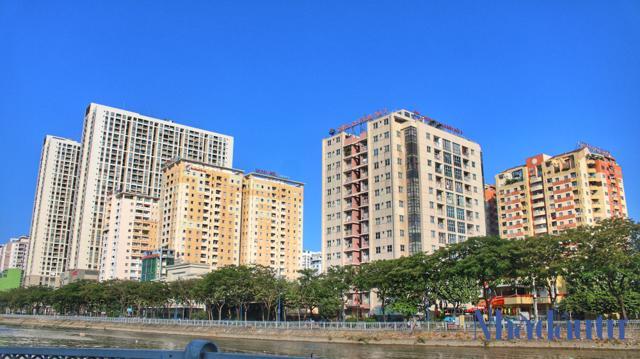 Thị trường bất động sản TP.HCM dần biến mất những căn hộ chung cư có mức giá khoảng 2 tỷ đồng. Ảnh: Lý Tuấn