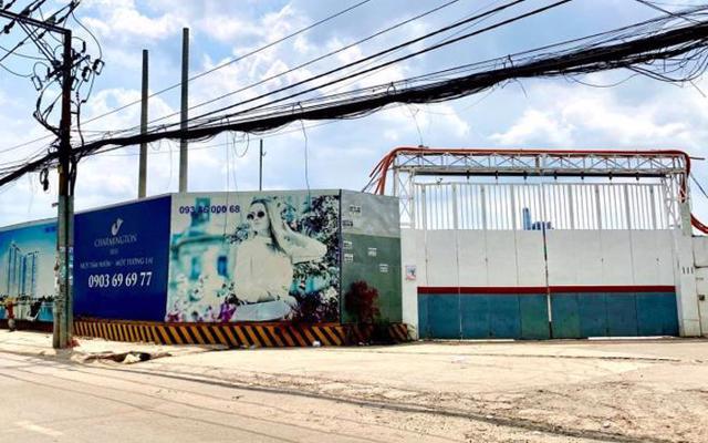 """Dự án Charmington Iris được khởi công rồi """"đắp chiếu"""" khiến TTC Land thiệt hại nặng nề"""