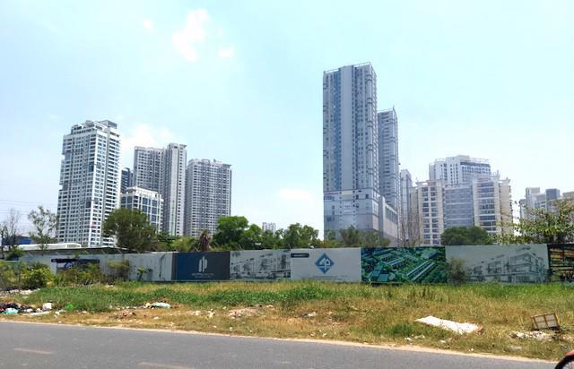 Bất chấp dịch COVID-19, giá căn hộ vẫn liên tiếp thiết lập mặt bằng mới. (ảnh: VĐ)