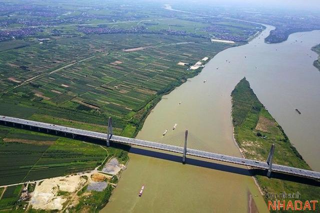 Quy hoạch phân khu đô thị sông Hồng là một trong những nguyên nhân khiến cho thị trường BĐS Hà Nội nhận được sự quan tâm đặc biệt thời gian qua.