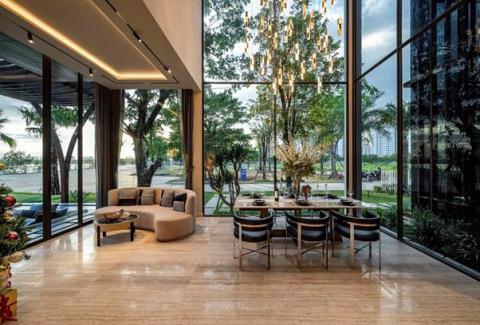 Biệt thự triệu đô giữa lòng sân Golf chuẩn PGA đầu tiên tại Việt Nam - Ảnh 2