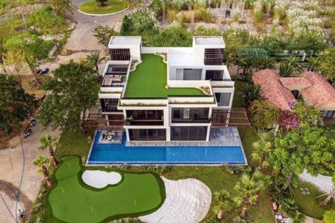 Biệt thự triệu đô giữa lòng sân Golf chuẩn PGA đầu tiên tại Việt Nam - Ảnh 4