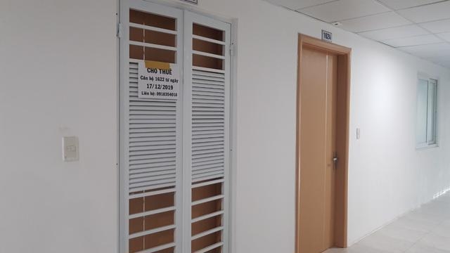 Nhiều chủ sở hữu căn hộ ở chung cư tự kinh doanh cho thuê căn hộ như khách sạn