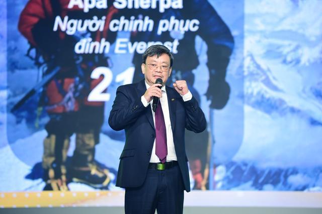 Ông Nguyễn Đăng Quang – Chủ tịch HĐQT Masan Group.
