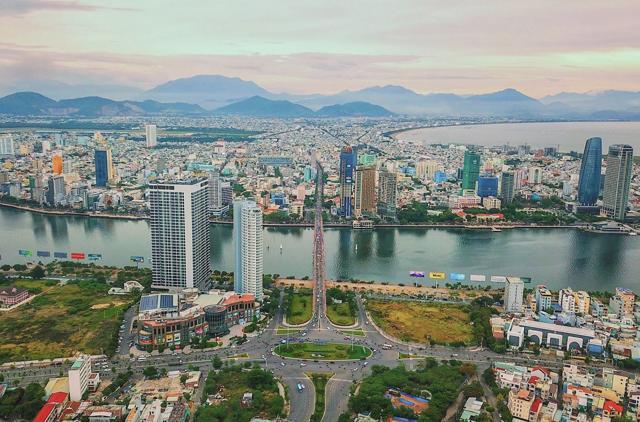 Khi quy hoạch Đà Nẵng thành trung tâm tài chính của khu vực thì chắc chắn thị trường bất động sản sẽ tăng mạnh hơn và có sự bứt phá. (Ảnh: sưu tầm)