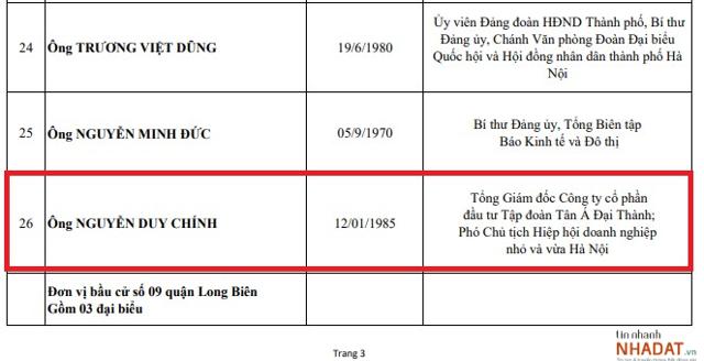 Nguồn: UBND TP Hà Nội (Hanoi.gov.vn)