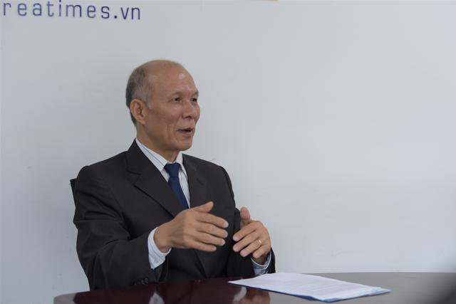 PGS.TS. Đinh Trọng Thịnh, Chuyên gia kinh tế, đã có những chia sẻ với Reatimes xoay quanh tác động của làn sóng Covid-19 lần thứ 4 đến thị trường bất động sản.