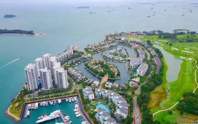 """Thị trường nhà đất Phú Quốc """"trầm lắng"""" bất chấp bất động sản cả nước đang """"bão giá""""."""