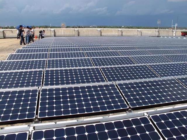 Khánh Hoà đề xuất bổ sung Nhà máy điện mặt trời Ninh Quang vào quy hoạch. (Ảnh minh hoạ)