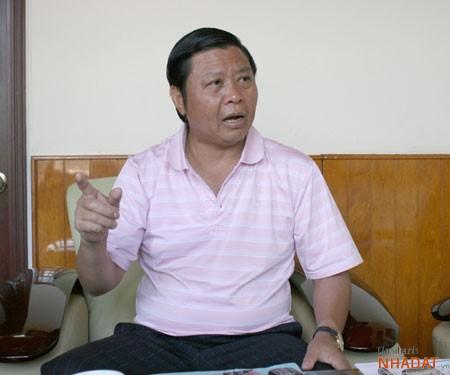 Ông Bùi Pháp – Chủ tịch HĐQT Đức Long Gia Lai.