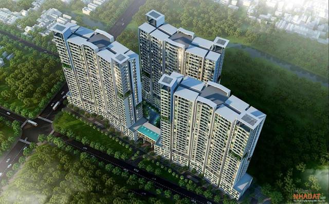 Dự án Căn hộ The Elysium Quận 7, TP Hồ Chí Minh do Đức Long Gia Lai làm chủ đầu tư