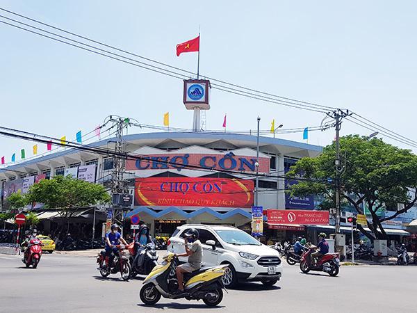 Đà Nẵng dừng chủ trương xây dựng chợ Cồn thành Trung tâm thương mại - Ảnh 2