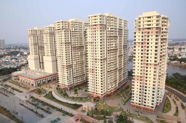 Giá căn hộ chung cư tại Hà Nội và TP.HCM đều tăng do khan hiếm nguồn cung, dự án mới được mở bán. Ảnh minh họa.