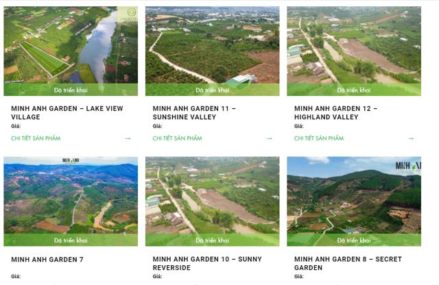 """Hàng loạt """"dự án ma"""" ở Lâm Đồng vẫn chưa bị phanh phui"""