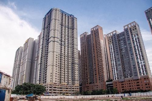Diện tích sử dụng tối thiểu của căn hộ chung cư là 25m2; với dự án nhà ở thương mại, tỷ lệ căn hộ chung cư có diện tích nhỏ hơn 45 m2 không vượt quá 25% tổng số căn hộ của dự án (Ảnh: Vietnamnet)