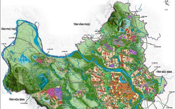 Hà Nội: Lập Ban Chỉ đạo thành phố chỉ đạo tổ chức lập Quy hoạch thành phố thời kỳ 2021 – 2030.