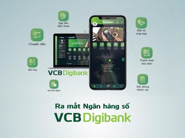 """Ứng dụng VCB Digibank có thực sự như """"bức tường"""" bảo mật kiên cố?"""