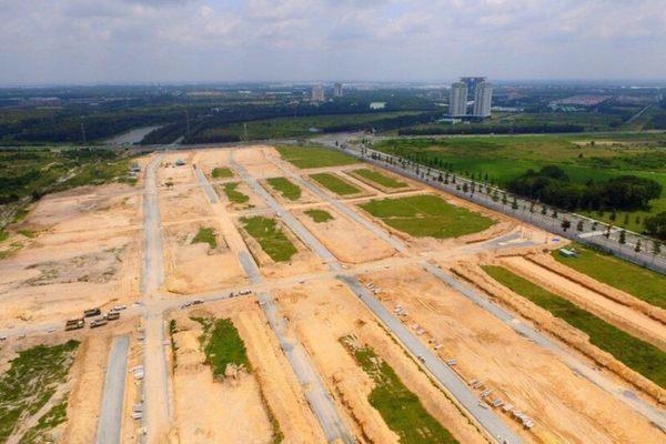 """Khu đất công 43 ha tại trung tâm TP Thủ Dầu Một bị """"hô biến"""" vào tay tư nhân."""