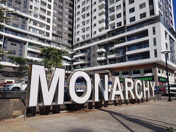 Công ty CP Đầu tư phát triển nhà Đà Nẵng - chủ đầu tư chung cư Monarchy - tỏ ra rất coi thường chính quyền các cấp của TP Đà Nẵng!