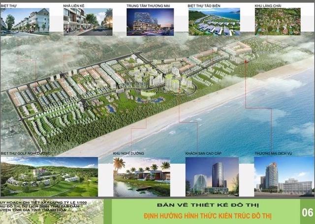 Tỉnh Thanh Hóa chấp thuận điều chỉnh chủ trương đầu tư dự án du lịch của tập đoàn T&T