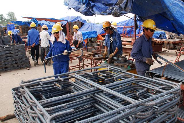 Toàn bộ các loại thép trên thị trường đều tăng giá mạnh trong thời gian vừa qua.