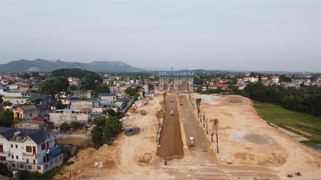 Công tác GPMB tại dự án Khu nhà ở Cao Ngạn đang gặp nhiều khó khăn.