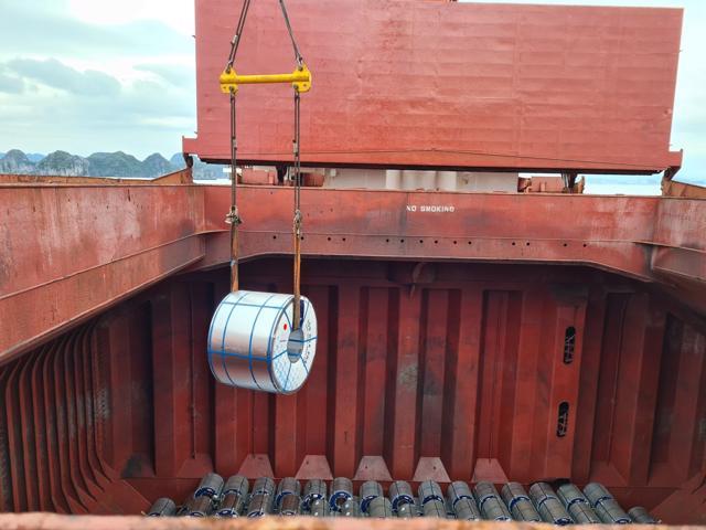 Hòa Phát đạt sản lượng 695.000 tấn thép các loại trong tháng 5 - Ảnh 1