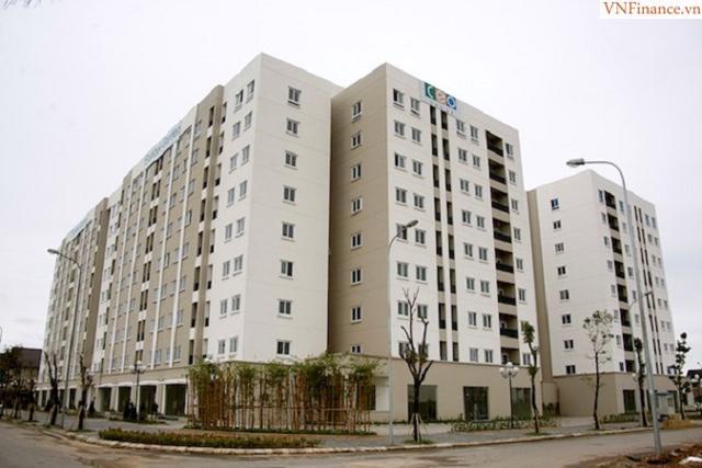 Dự án nhà ở xã hội Bamboo Garden