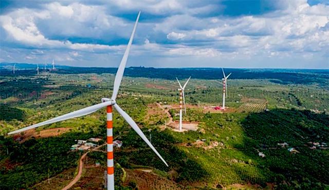 Đắk Lắk: Đề xuất bổ sung thêm công suất điện gió vào quy hoạch phát triển điện lực - Ảnh 1