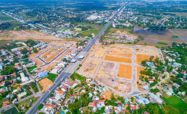 Tỉnh Quảng Nam khuyến cáo người dân mua đất nền đối với các dự án đã đủ điều kiện kinh doanh, đã được cấp sổ đỏ