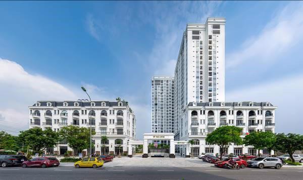 Toàn cảnh dự án TSG Lotus Sài Đồng