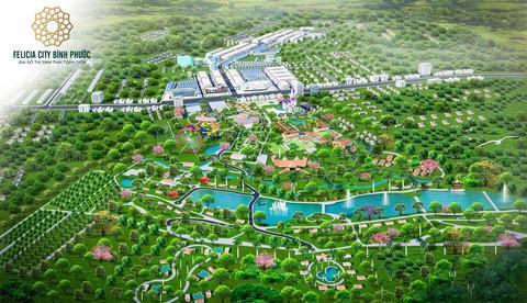 Sau khi bị phản ánh về nhiều sai phạm trong huy động vốn, khuất tất trong việc giao đất công không qua đấu giá, dự án Mỹ Lệ Capital đổi tên và thay đổi quy mô thành dự án''ma'' Felicia City