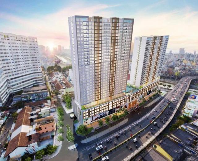 Nguồn cung sụt giảm, giá căn hộ tại TP Hồ Chí Minh đạt đỉnh giá mới 400 triệu đồng/m2 - Ảnh 2