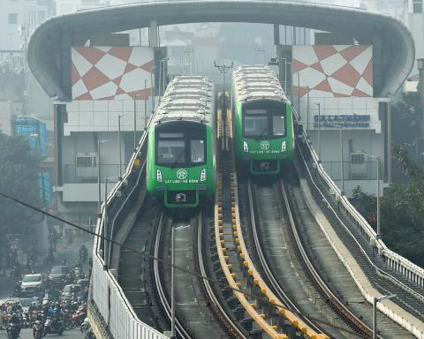 Đường sắt Cát Linh-Hà Đông bị cảnh báo: Để dân tin... - Ảnh 1