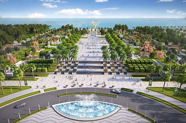 """Chuyển động mới tại """"siêu dự án"""" hơn 1 tỷ USD của Sun Group tại Thanh Hóa - Ảnh 1"""